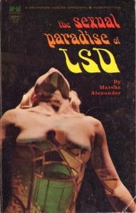 הסקסואליזציה של החוויה הפסיכדלית בשנות השישים הייתה תוצאה של השדה התרבותי של התקופה. ספרות פאלפ על החוויה הפסיכדלית.