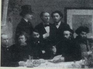 מספר מחברי מועדון החשישאים. 1843.